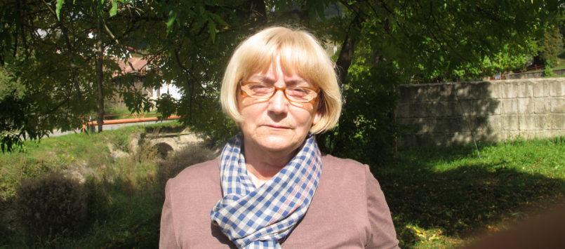 Ľudmila Stašáková – Garantka mentorského programu