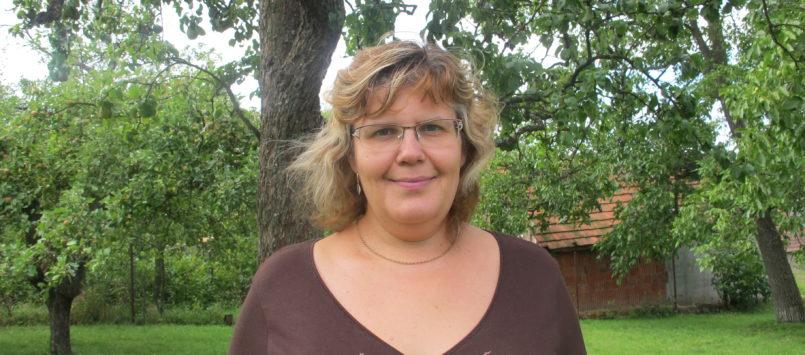 Monika Beňová – Mentorka v Rankovciach