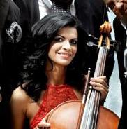 Silvia Šarköziová, violončelistka