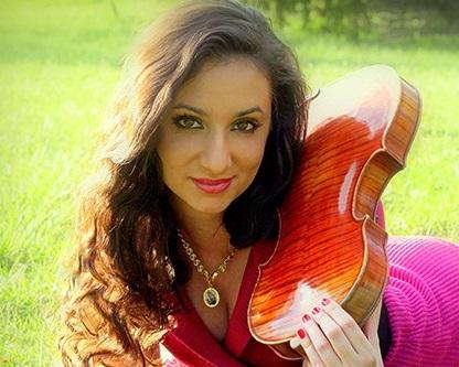Barbora Botošová, huslistka