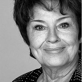 Kveta Stražanová, herečka