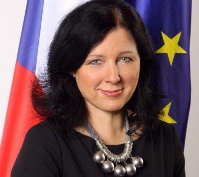 Věra Jourová, Európska komisárka pre spravodlivosť
