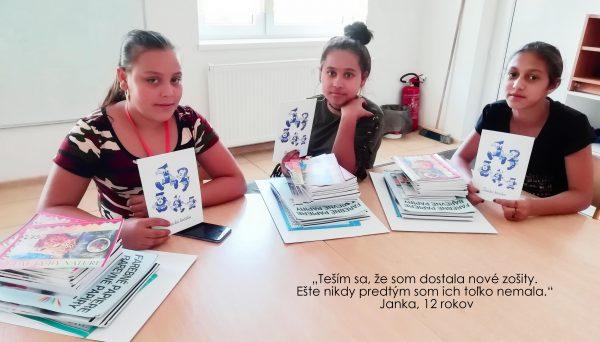 Nákup školských pomôcok